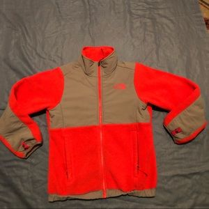 The North face awesome jacket size girls 7/8
